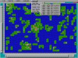 Empire Deluxe DOS Screen Modes (up to 800x600) allows you to see more/less of the land...