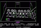 Hi-Res Adventure #1: Mystery House Apple II Cast of characters. Quite crammed in here, but the ranks will soon thin out!