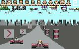Power Drift Commodore 64 Passing is risky