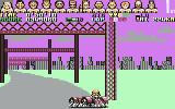 Power Drift Commodore 64 Tricky track