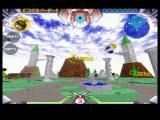 Jumping Flash! PlayStation You must collect all Jetpods before you can exit a level
