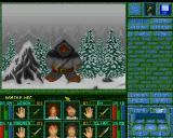 Magic Island: The Secret of Stones Amiga Eskimos here?
