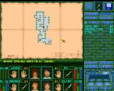 Magic Island: The Secret of Stones Amiga Automaping is very useful.