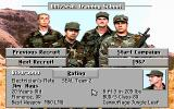 Seal Team DOS Campaign - character select