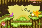 The Legend of Spyro: A New Beginning Game Boy Advance You can lob a fireball with the L Button
