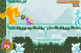 The Legend of Spyro: A New Beginning Game Boy Advance These trolls break out of the ice to surprise you