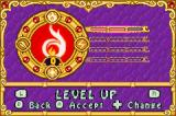 The Legend of Spyro: A New Beginning Game Boy Advance You can level up your breaths in the pause menu once you have enough blue gems
