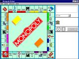 Monopoly Deluxe Windows 3.x New game.