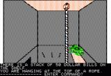 Hi-Res Adventure #3: Cranston Manor Apple II Found some money. Well hidden, but not well enough for me!