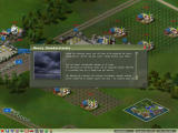 Industry Giant II Windows A good player must be able to take advantage from any situation. This demands that the player builds some oil rigs and refineries to manufacture rubber, and then turn the rubber into raincoats.