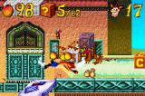 Crash Bandicoot 2: N-Tranced Game Boy Advance Crash is able to break many crates at once through his Body Slam Attack.