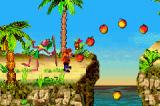 Crash Bandicoot 2: N-Tranced Game Boy Advance Now, Crash's way is now separated by a big pit... And some more of those Wumpa Fruits!!!
