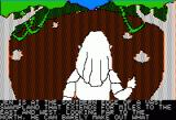 Hi-Res Adventure #6: The Dark Crystal Apple II A big swamp.