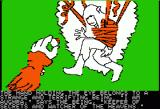 Hi-Res Adventure #6: The Dark Crystal Apple II Captured! What's this? A hand holding an eye?!