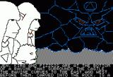 Hi-Res Adventure #6: The Dark Crystal Apple II An impressive face. Or maybe... a door?