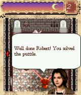 The Da Vinci Code: Light Puzzle J2ME Puzzle solved!