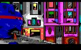 Manhunter 2: San Francisco DOS A wrecked space ship