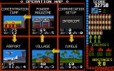 Operation Wolf DOS Operation map