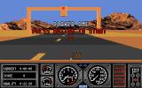 Race Drivin' DOS Starting Point (VGA)