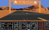 Race Drivin' DOS Finish is near (VGA)