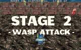 Tales from Heaven Amiga Stage 2: Wasp attack