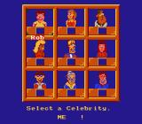 Hollywood Squares NES Pick your celebrity
