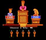Hollywood Squares NES Pick a key