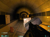 F.E.A.R.: Extraction Point Windows Inside a metro tunnel