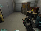 F.E.A.R.: Extraction Point Windows You can destroy wooden crates for weapons and other useful items.