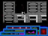 Death or Glory ZX Spectrum The gaps start to appear