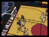 NBA in the Zone '98 Nintendo 64 And the first 2 points goes to Detroit Pistons! Replay...