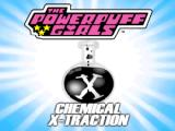The Powerpuff Girls: Chemical X-Traction Nintendo 64 Title screen
