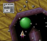 Space Ace SNES Destroy obstacles and don't crush into walls