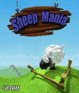 Sheep Mania J2ME Title screen