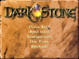 Darkstone Windows Main menu