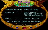 Wings of Death Atari ST Info screen