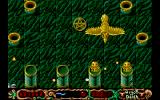 Wings of Death Atari ST Flamethrowing birds
