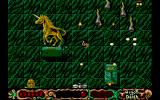 Wings of Death Atari ST Slithery creeps