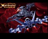 Lethal Xcess: Wings of Death II Amiga Loading screen