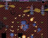 Lethal Xcess: Wings of Death II Amiga If you die, you re-enter the screen while triggering a smart bomb