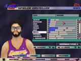 NBA Live 2000 Windows Now he already looks more like me... only too handsome ;))