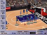 NBA Live 2000 Windows Preparing to shoot free throws