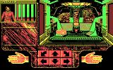 Xenomorph DOS Starting location (CGA)