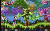 Rayman DOS In the Dream Forest