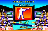 Stadium Games Game Boy Advance Event Selection