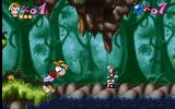 Rayman DOS Just out of reach