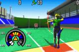 Stadium Games Game Boy Advance Archery