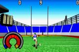 Stadium Games Game Boy Advance Football