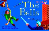 The Bells Amstrad CPC Loading screen