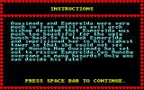 The Bells Amstrad CPC Instructions